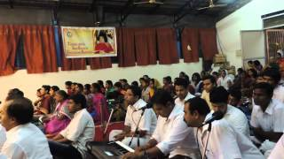 Bhajan: Maadhava Mohana Shyaama Gopaala