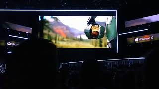 Halo Infinite Reaction Live @E3 2018