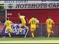 Aldershot Chester goals and highlights