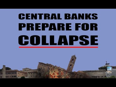 Swiss Central Bank Begins NEGATIVE Interest Rates! Economic Collapse Escalates!