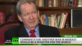 Pat Buchanan_ 300 nukes in Israel yet Iran a threat?