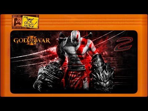 God Of War 3 - [#2] Три Паскудии...