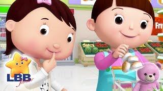 Supermarket Shopping | NEW | Little Baby Bum Junior | Kids Songs | LBB Junior | Songs For Kids