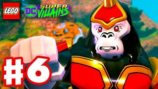 LEGO DC Super Villains - Gameplay Walkthrough Part 6 - Gorilla Grodd vs. Solavar!