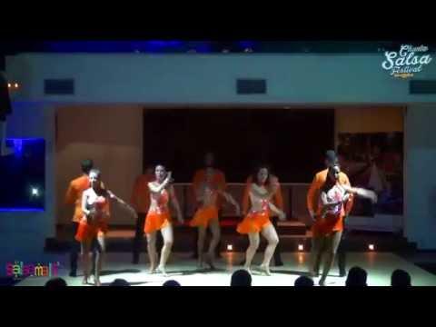 Mambo y Sabor Show | 2.Chania Salsa Festival