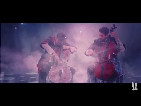2cellos Show Must Go On Official