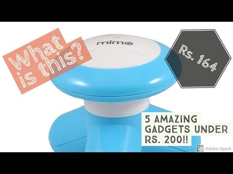 Amazing Gadgets Under 200 Rupees | Cool Gadgets | Awesome gadgets under 200 | Lovely Song