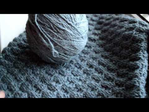 вязание новичка снуд и шапочка