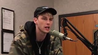 Download Lagu Machine Gun Kelly | Piece of advice for people that's getting bullied | 2017 interview! Gratis STAFABAND
