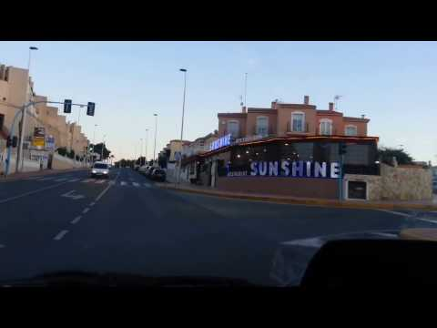 What is it like living in a resort town? - La Mata, Torrevieja, Spain