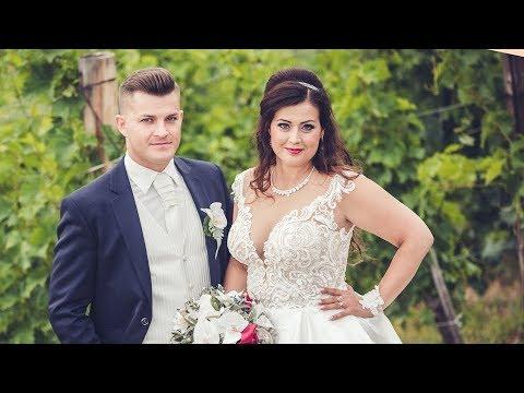 Andi és Zotya esküvői klipje (Parish Bull Hotel Kisvárda)