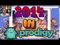 Prodigy in 2014...
