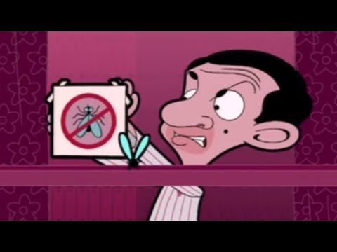 Mr Bean The Animated Series -- The Fly - Die Fliege video