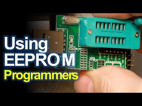 Создание программатора EEPROM