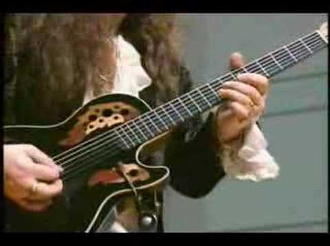 Yngwie Malmsteen playing Classic Guitar with Symphony Music Videos