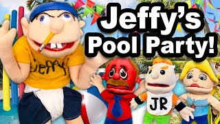 SML YTP: Jeffy's Pool Party!
