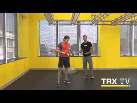 Burn Fat With TRX Rip Trainer: TR