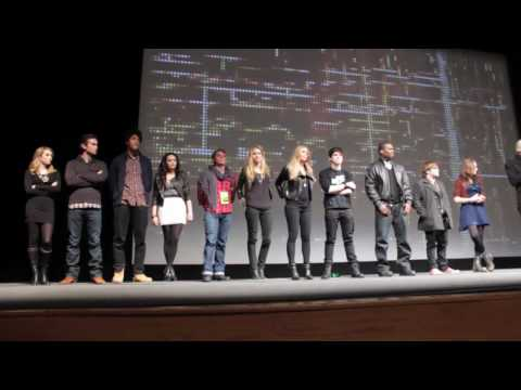 Chace Crawford, Emma Roberts & 50 Cent at the Sundance film Twelve Q&A