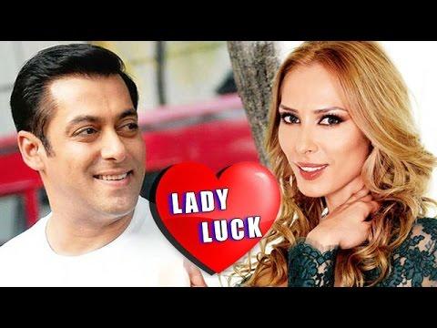 Iulia Vantur Is LADY LUCK For Salman Khan's Life