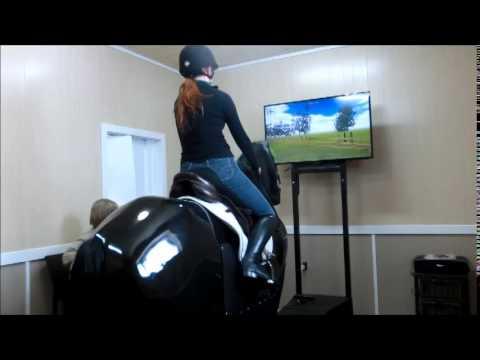 Horse Jumping Simulator video
