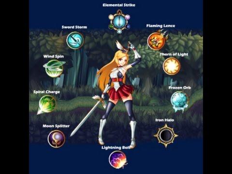 Arcane Soul ACT 1-6 Normal Gameplay
