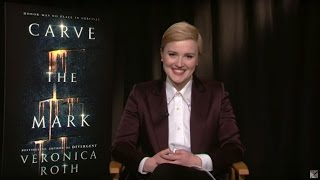 Exclusive Interview with Carve the Mark author Veronica Roth