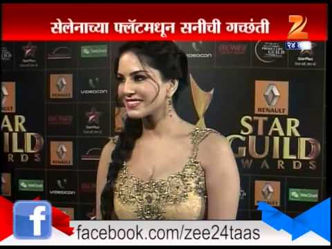 House Issue For Sunny Leone 23rd May 2015
