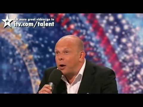Paul Burling - Impressionist - Britains Got Talent 2010 - Auditions Week 5