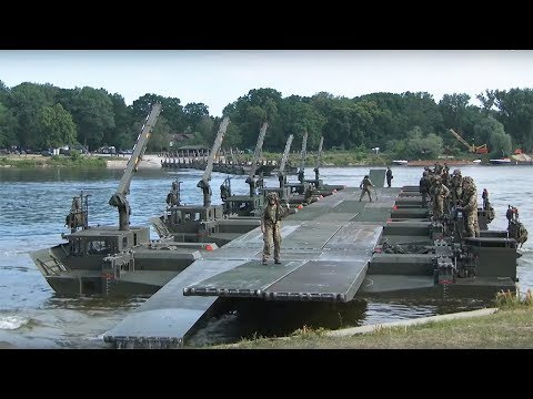 Poland flexes its military muscle during Exercise Anakonda 2016