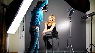 Свет в фотостудии своими руками