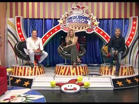 ¡¡La Hora Cero!! Toño Rosario, Ibelka Ulerio y Mia Cepeda en Los Dueños Del Circo