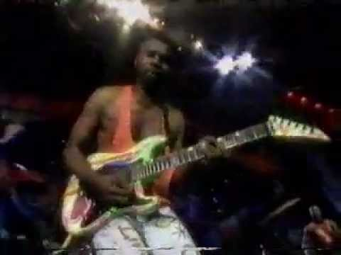 Living Colour covers