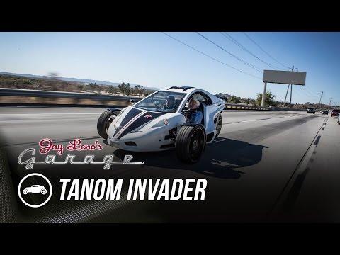 2015 Tanom Invader - Jay Leno's Garage