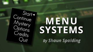 GameMaker Studio: Menus Tutorial