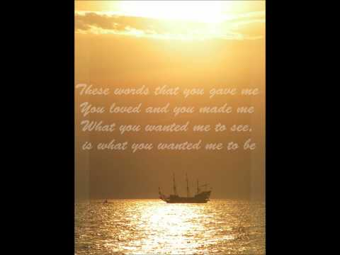 Lee Ryan - These Words (Gold Horizon)