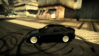 Toyota Altezza Car Mod - For Need for Speed Most Wanted