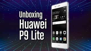 Huawei P9 Lite: Unboxing completo y características