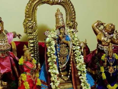 Collections of Hymns on Sri Krishna - Garland to Mukunda (Sacred...