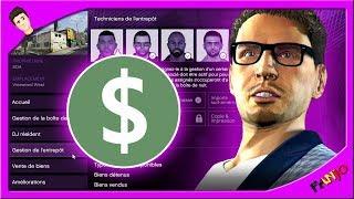 """✅COMMENT FONCTIONNE le BUSINESS des BOÎTES de NUITS DLC """"NUITS BLANCHE & MARCHÉ NOIR"""" GTA 5 Online !"""