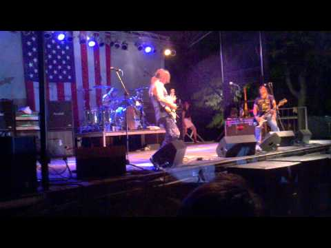George Lynch -- Mr. Scary (LIVE) @ Taste of Lombard 7/6/12