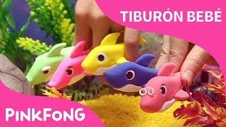 Tiburón Bebé de Plastilina | Animales | Pinkfong Canciones Infantiles