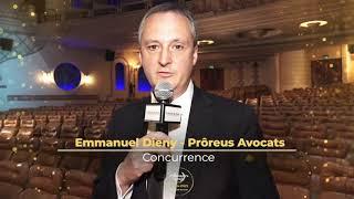 Palmarès du Droit 2021 - Prôreus Avocats - Concurrence