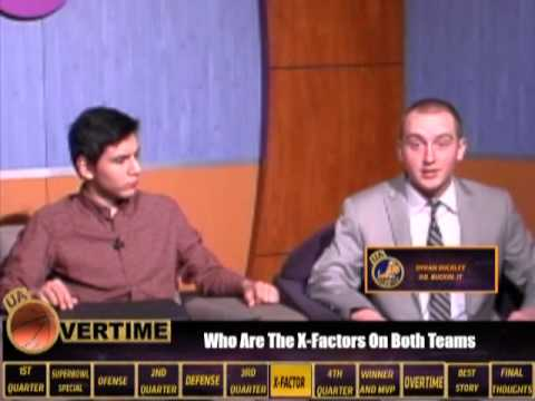 UA Overtime kicks off the spring semester with another Superbowl special. Watch Joe, Dylan, Carl, and Megan as they discuss who will be this years champion.
