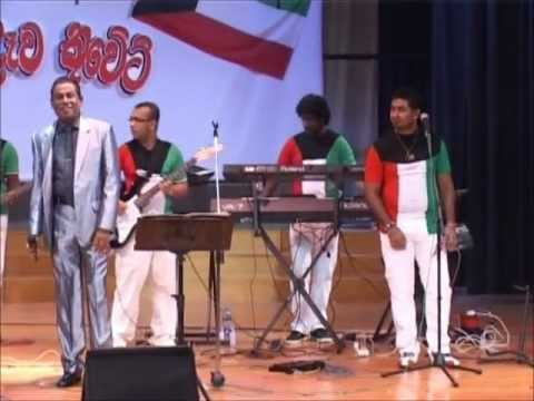 Danapala Udawatta With Lak Friends In Kuwait (part 1 2) video