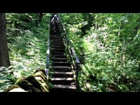 MTB Bolton Ste  63 steps barrow bridge