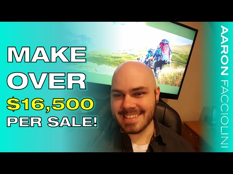 High Paying Affiliate Programs - Make $16.850 Per Sale With 15 Highest Paying Affiliate Programs!
