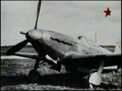 Оружие Победы. Истребитель Як-9
