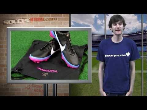 Nike CR7 Mercurial Vapor VIII ACC Review - SoccerPro.com