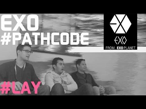 Exo - Pathcode #lay Teaser Reaction, Non-kpop Fan Reaction [hd] video