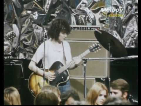 Fleetwood Mac w. Peter Green - My Baby Sweet - 1968/12/31 - Paris